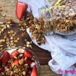Easy Honey Maple Granola Recipe