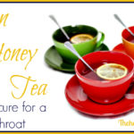 Lemon Honey Tea