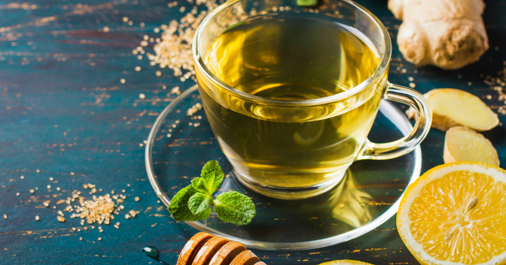 Lemon Honey Tea Recipe (Cough and Sore Throat Remedy)