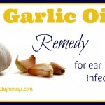 Garlic Oil Remedy