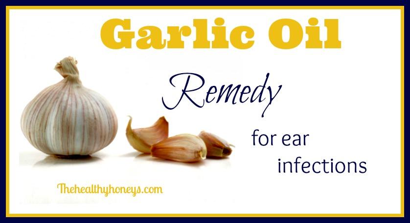 Garlic Oil Remedy
