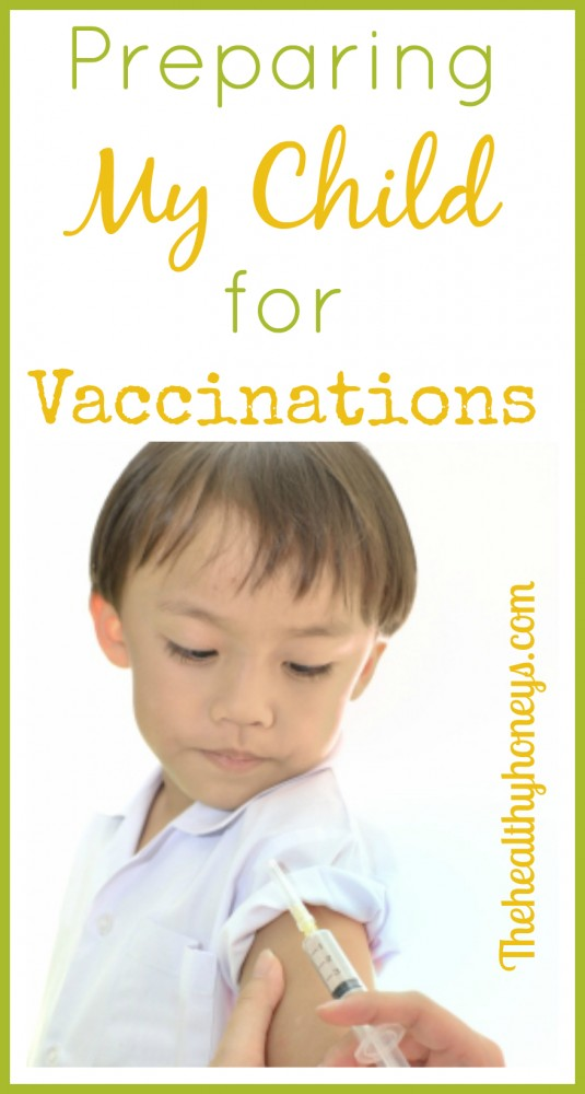 Preparing My Child for Vaccinations.