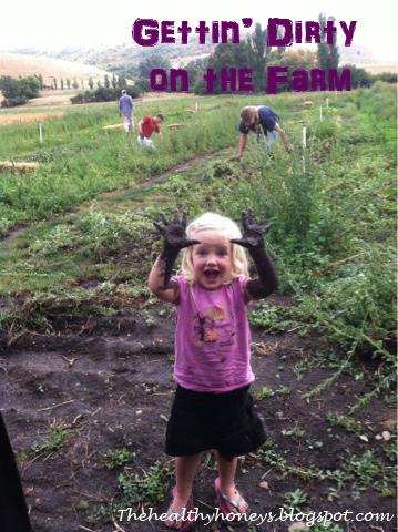 Gettin' Dirty on the Farm