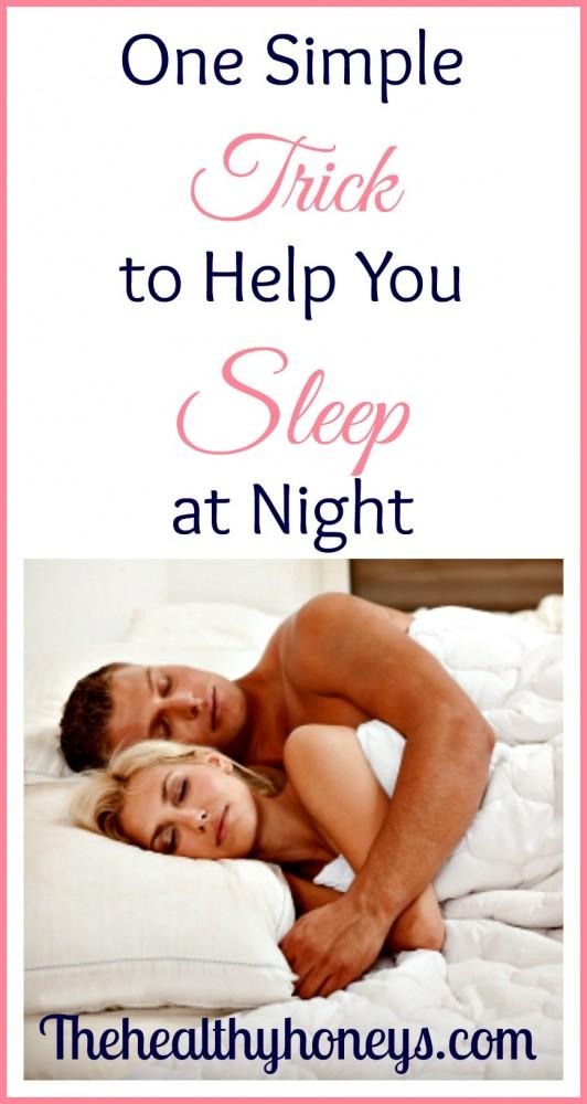 sleep trick p