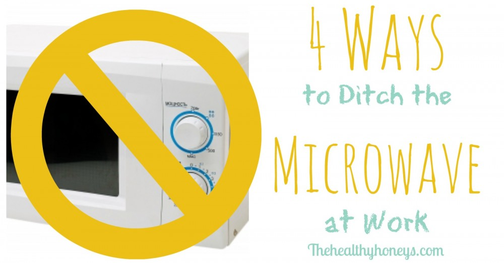 Ditch the microwave fb
