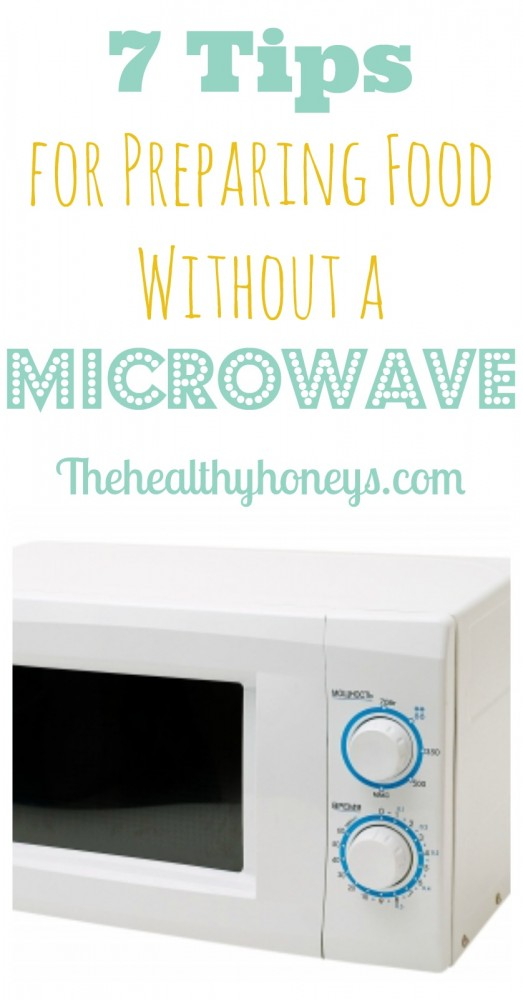 prepare food without microwave p