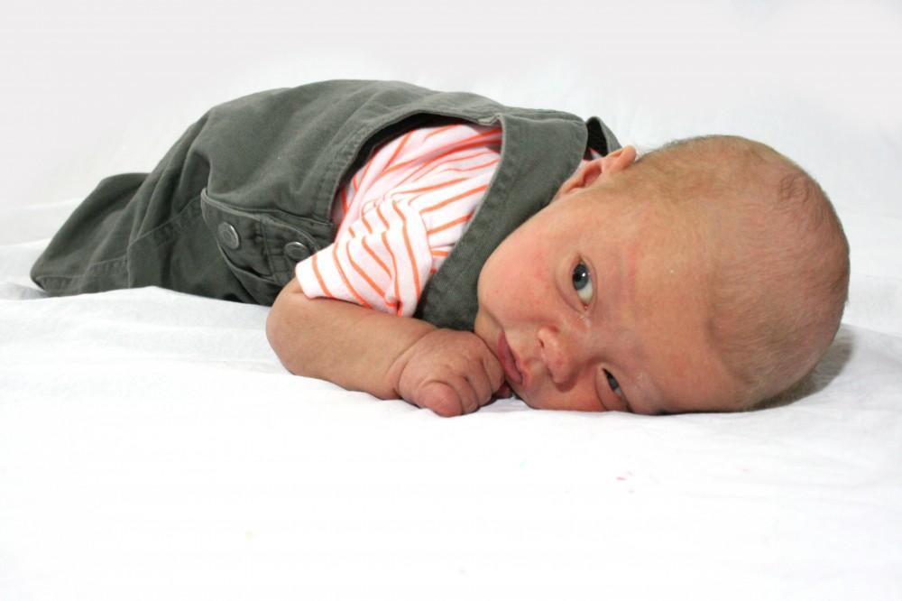 The Birth of my Baby Boy