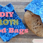 DIY Reusable Cloth Food Bags
