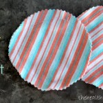 DIY Reusable Cloth Breast Pads