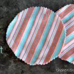 DIY Reusable Cloth Breast Pads