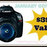 Giveaway: Win a Fancy Camera!