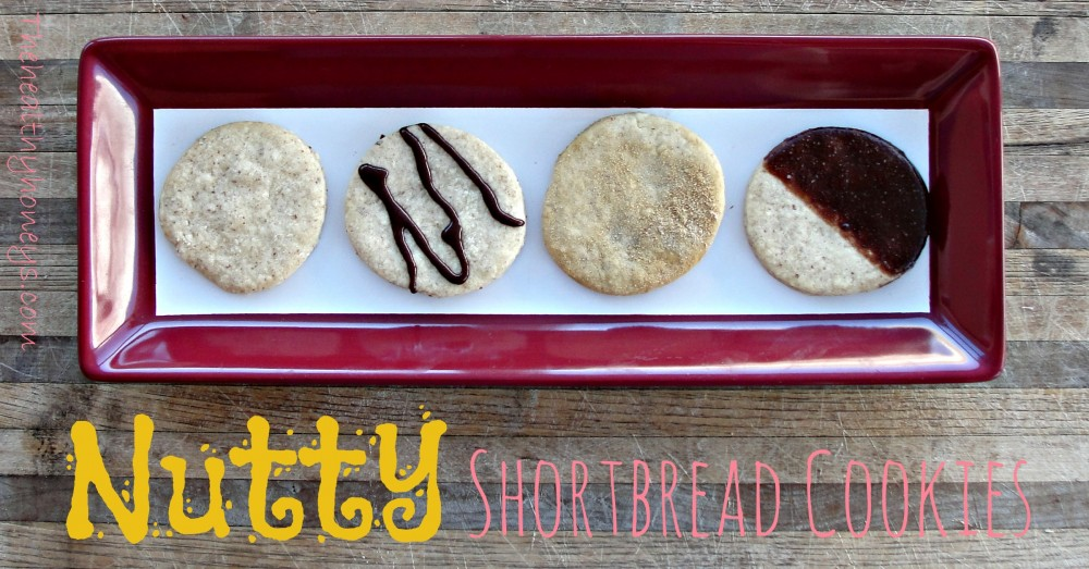 Nutty Shortbread Cookies 1