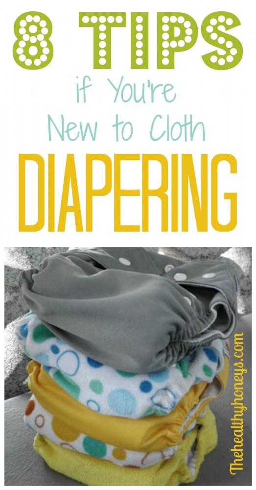cloth diapering 1
