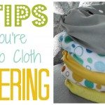 8 Tips if You're New to Cloth Diapering