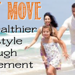 Just Move: A Healthier Lifestyle Through Movement