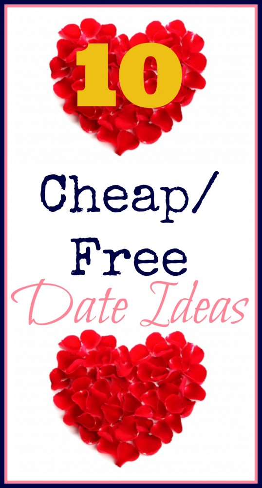 10 cheap or free date ideas!