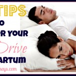 11 Tips to Recover Your Sex Drive Postpartum