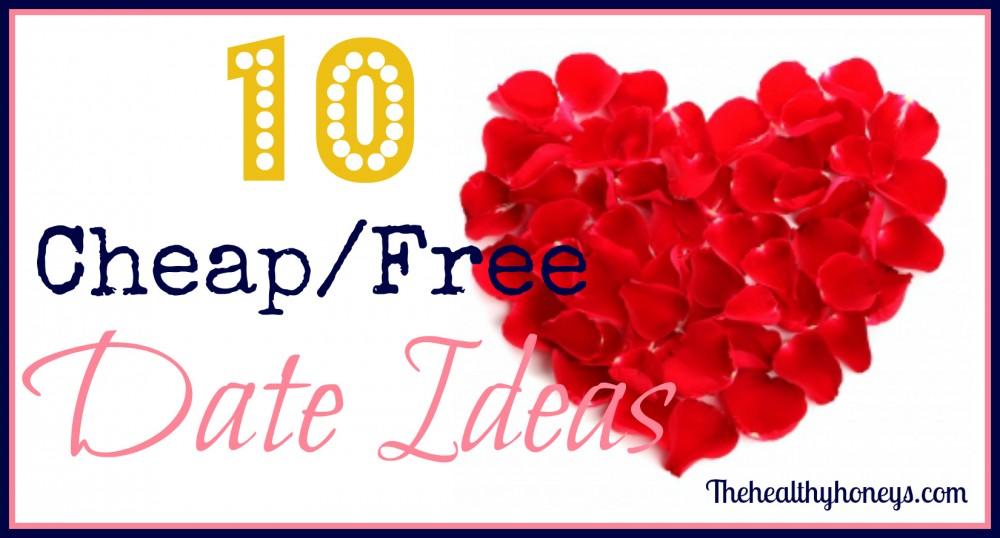 10 Cheap/Free Date Ideas