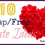 10 Cheap/Free Date Ideas