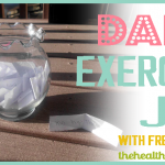 Incorporate exercise into your day…quick and easy