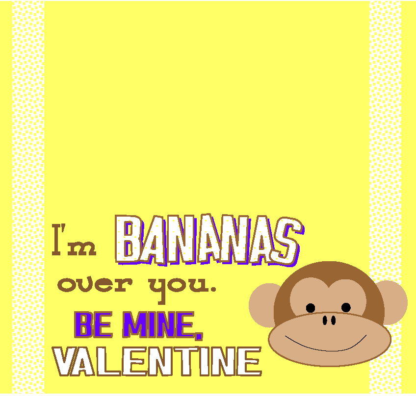 Healthy Valentine Treats_bananas