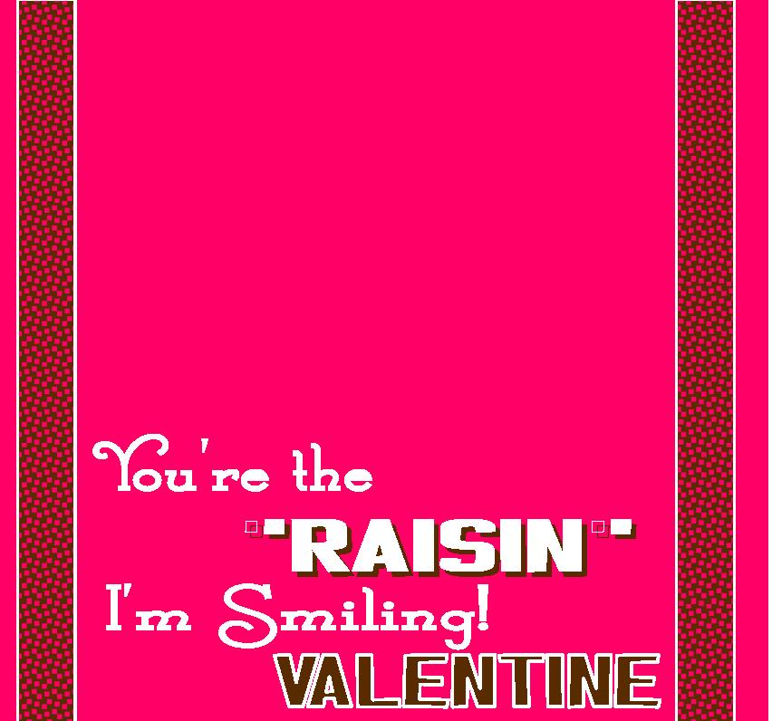 Healthy Valentine Treats_raisin