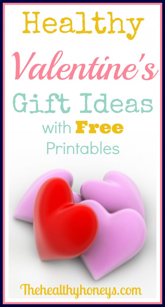 Healthy Valentine's gift ideas for kids