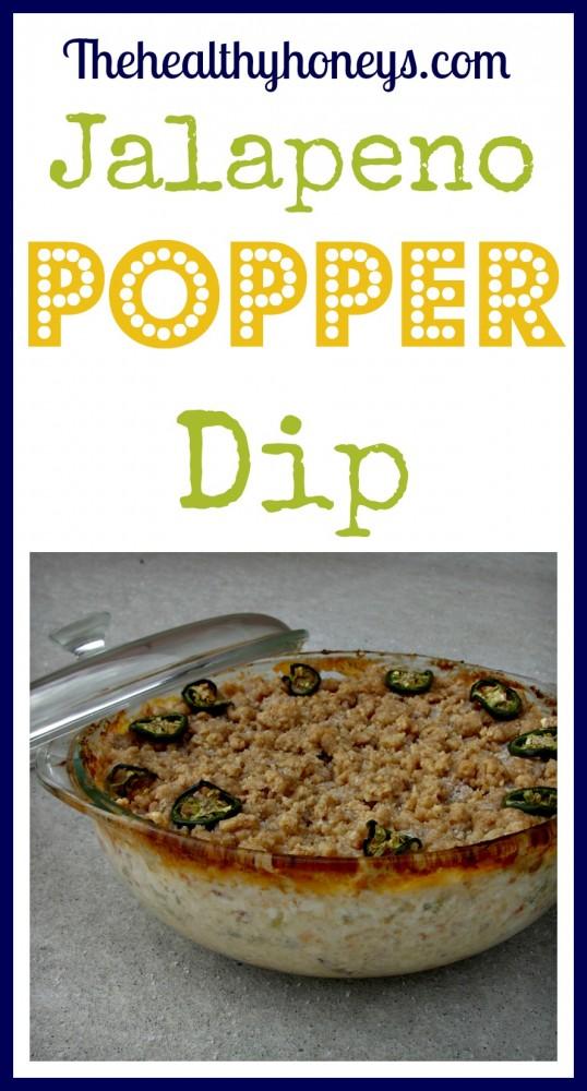 Jalapeno Popper Dip p