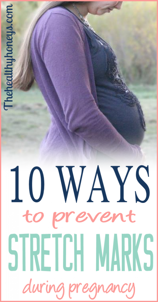 reduce pregnancy stretch marks