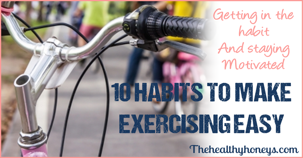 10 Habits of People Who Make Exercise Easy