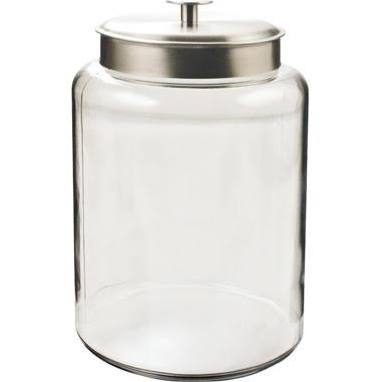 gallon glass jar