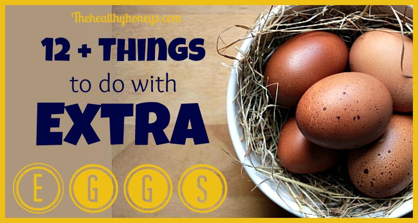 12 + things extra eggs