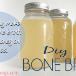 Homemade Bone Broth or Stock