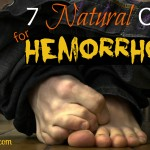 7 Natural Cures for Hemorrhoids!