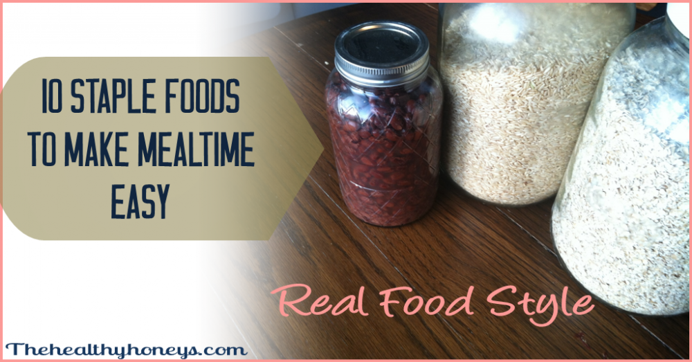 Make Real Food Easy