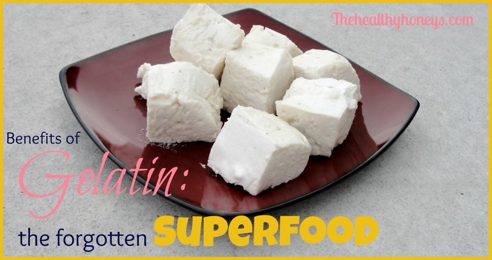 benefits of gelatin