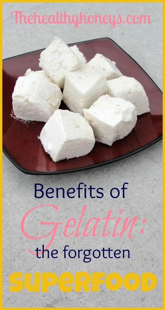 benefits of gelatin