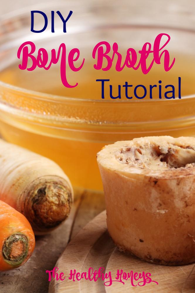bone broth or stock