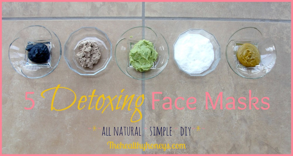 detoxing face masks