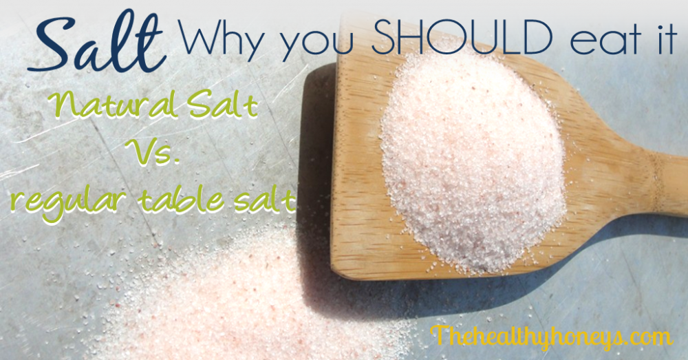 Reduction of salt intake