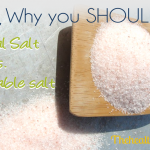 Why You Should Stop Reducing Salt Intake