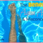 The Benefits of Aqua Aerobics & Misconceptions