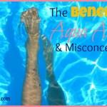 The Benefits of Aqua Aerobics & Misconceptions