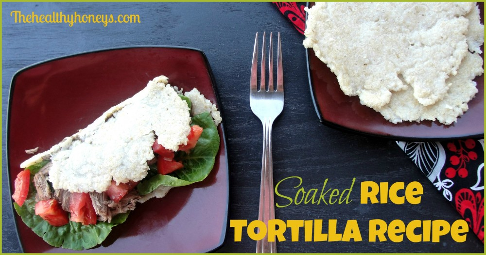 rice tortilla recipe