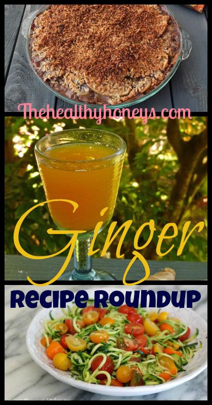 ginger recipe roundup