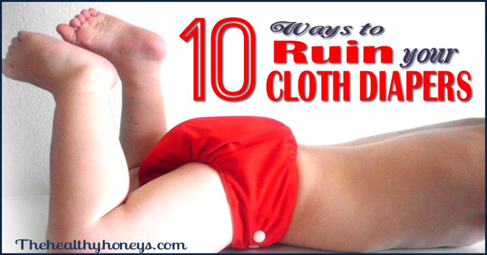 cloth diaper care