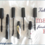 Natural Mascara Roundup