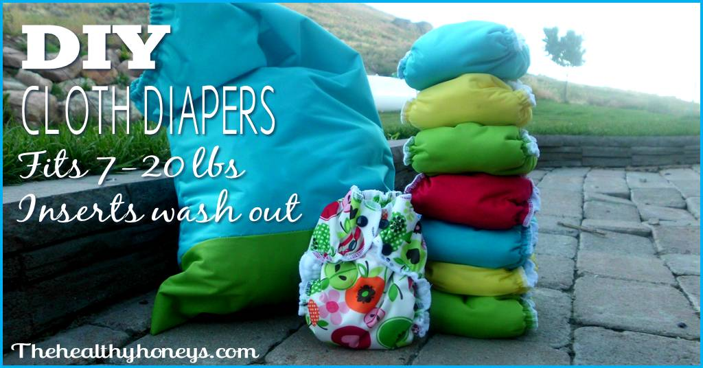 DIY cloth diaper: cloth diaper pattern