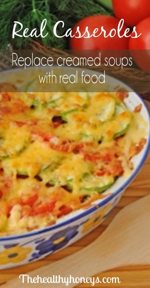 Real Food Casserole
