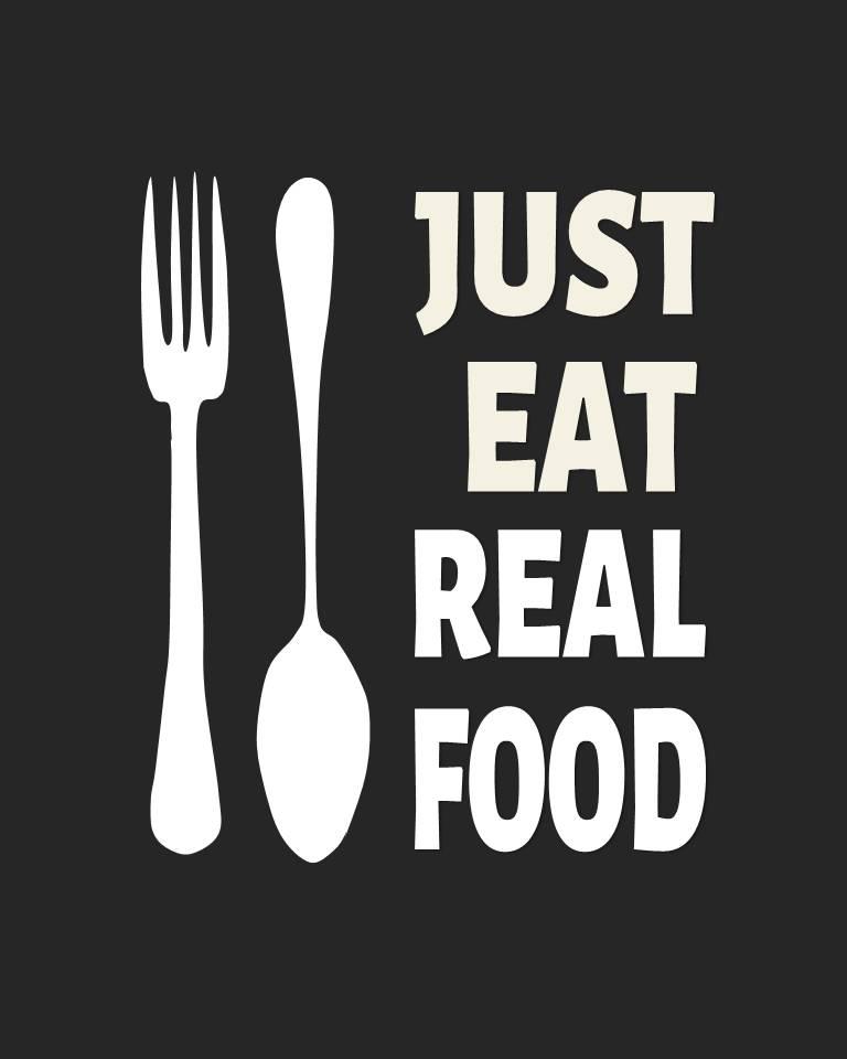 real food Printable